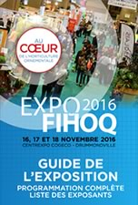 Photo de la page couverture du guide complet de l'Expo-FIHOQ 2016